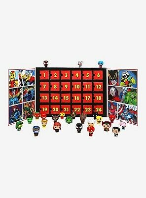 Funko MARVEL Advent Calendar Pocket Pop! Minis 24 pcs - Collectible (NEW)
