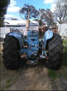 tractor fordson major Narrogin Narrogin Area Preview