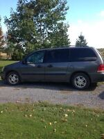 2006 Ford Freestar Minivan and/or 1994 Jeep Wrangler YJ