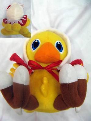 6'' Chocobo Bird Plush Final Fantasy Anime Stuffed Toy Game Halloween FFPL7948