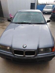 BMW 318i with RWC