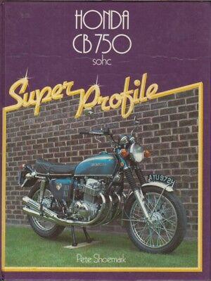 HONDA CB750 SOHC (1969-1979) DESIGN DEVELOPMENT & PRODUCTION HISTORY BOOK