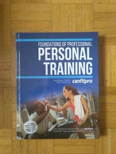 Looking for the personal training canfitpro