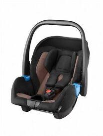 Recaro Privia (Mocca), Group 0+ (baby), 0-15 months, 0-13 kg, car seat