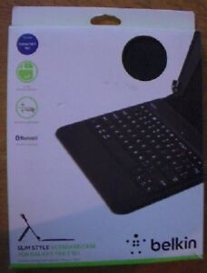 Belkin Slim Style Keyboard Case for Galaxy Tab 3 10.1