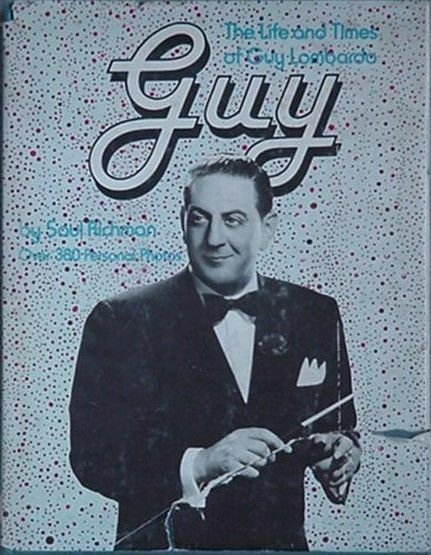 GUY LOMBARDO BIOGRAPHY, 1978 (ROYAL CANADIANS) >390 PERSONAL PHOTOS
