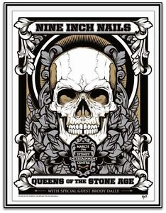QUEENS-OF-THE-STONE-AGE-NINE-INCH-NAILS-Sydney-2014-Screenprint-Hydro74