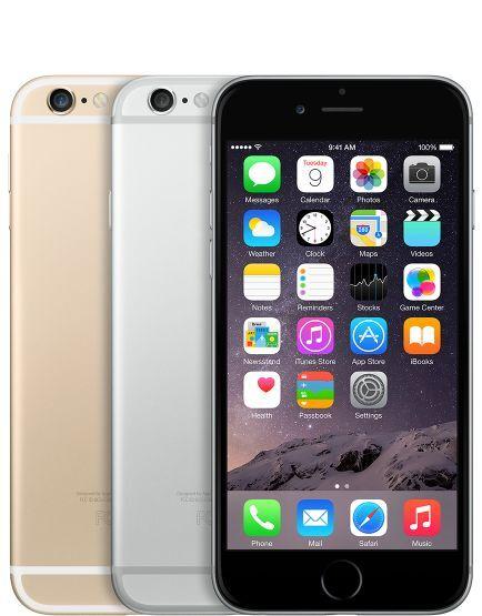 $299.88 - Apple iPhone 6 Plus - 16GB (GSM Unlocked) Smartphone - Silver Gold Gray