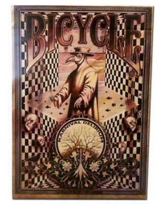 Karnival Delirium Deck (Limited Edition) by Big Blind Media - Trick