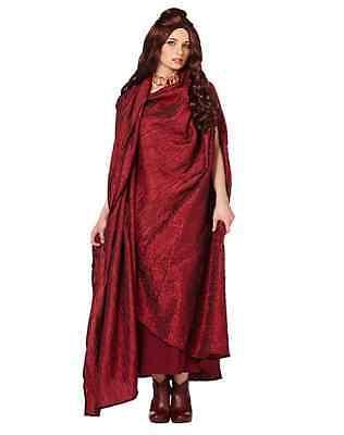 NEW IN PACKAGE Game Of Thrones Melisandre Cloak Dress Costume. - Game Of Thrones Melisandre Costume