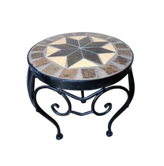 How To Decorate Your Coffee Table With Mosaic Tiles
