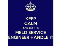 Field Service Engineers Required