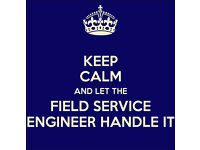 Field Service/Upgrade Engineers Urgently Required