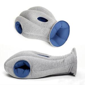 Cotton Office Pillow Guard Nap Hand Cushion Travel Ostrich Neck Pillow Xmas Gift