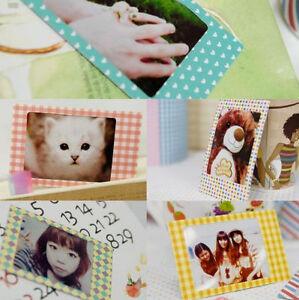 Novelty-Fuji-Instax-Mini-7-7s-8-Film-Stickers-Decoration-Scrapbook-Album-Craft