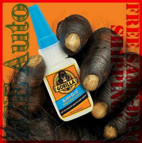 Gorilla Glue Super Glue 15g Ultra Adhesive