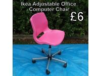 Ikea Adjustable Office Computer Chair