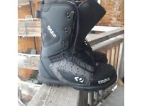 Snowboard Boots size 9s (Thirty Two's)