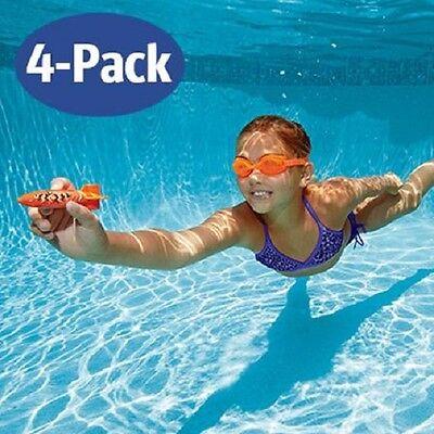 Swimways Toypedo Bandits Flies Underwater 20 Feet Summer Pool Kids Swim 12298