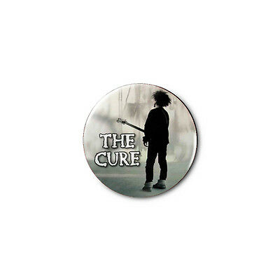 The Cure (b) 1.25in Pins Buttons Badge *BUY 2, GET 1 FREE*