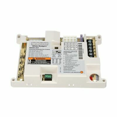White-rodgers 50a55-843 Integrated Furnace Control Board Universal Replacement