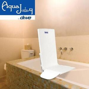 NEW AQUAJOY SAVER BATHLIFT BL200-DR 187288920 DRIVE MEDICAL BATH TUB CHAIR SEAT LIFT SAFETY