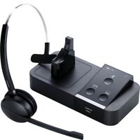 Jabra Pro GN9450 and GN9125   Headset Mono Wireless.