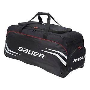 "Barely used Bauer 36""x18""x16"" hockey bag"
