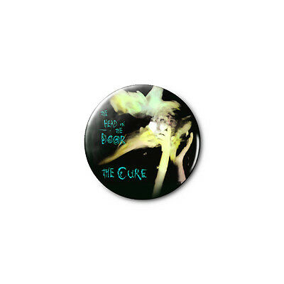 The Cure (e) 1.25in Pins Buttons Badge *BUY 2, GET 1 FREE*