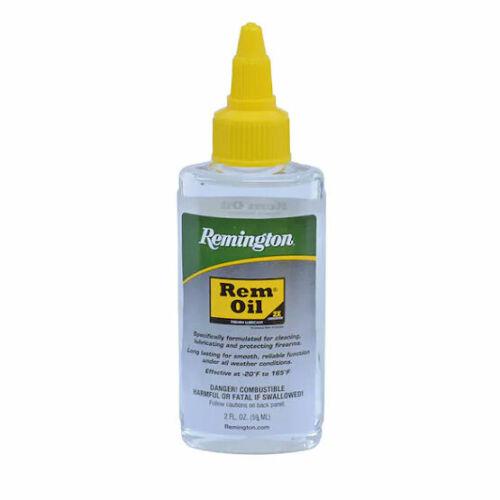 Remington Rem Oil 2 oz Bottle~18366