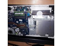 HP model 15-ac 017na spares or repairs