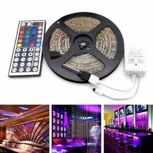 FREE SHIPPING !!! This LED Strip Lights Kit is So Cool Light Up Any Surface