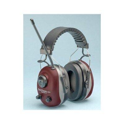 Elvex Comm-660 Welcom660 Quietunes Amfm Electronic Ear Muffs Burgundy New