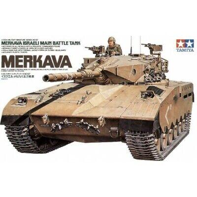 TAMIYA 35127 Israel Merkava MBT Tank 1:35 Military Model Kit