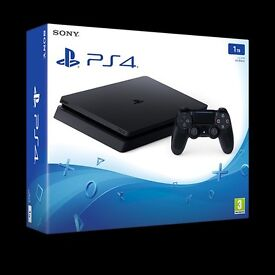 PLAYSTATION 4 <<>> BRAND NEW SEALED <<>> BARGAIN £190