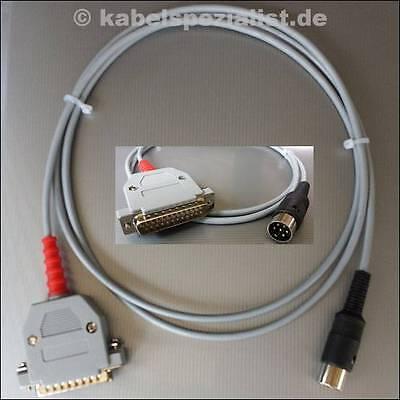 XM1541 Datentransferkabel C64 bzw. Floppy an PC - Daten-transfer-kabel