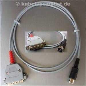 XM1541 Datentransferkabel C64 bzw. Floppy an PC
