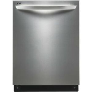 LG LDF7774ST Dishwasher, 3 Loading Racks, 44 Decibel Level