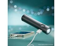Power Bank with Torch