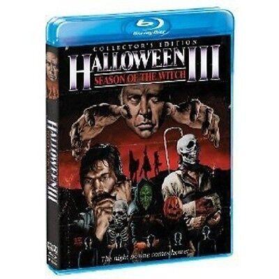 Halloween Iii Film (Halloween III: Season of the Witch [Blu-ray] classic 3 Scary Movie horror film)