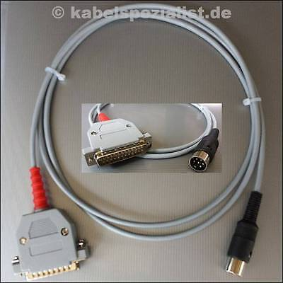 X1541 Datentransferkabel C64 bzw. Floppy an PC - Daten-transfer-kabel