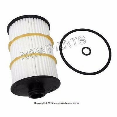 For Audi S6 S7 S8 2013 Oil Filter Kit GENUINE 079 198 405 D