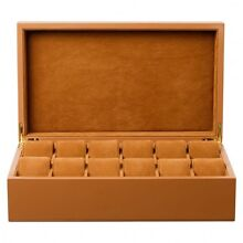Mens 12 Space Genuine Leather Watch Boxes Carina Heights Brisbane South East Preview