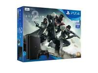 Ps4 slim New & Sealed Destiny 2 bundle