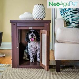 """NEW NEW AGE PET ECOFLEX DOG CRATE EHHC403S-16 218728173 SMALL 24""""Dx18""""Wx22""""H"""