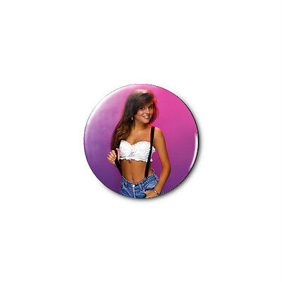 Kelly Kapowski (Saved By The Bell) 1.25in Pins Buttons Badge *BUY 2, GET 1 - Kelly Saved By The Bell