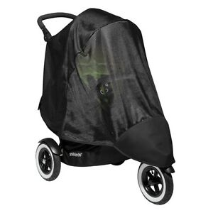 Weather and Insect Cover for Phil&Teds Navigator Double Stroller