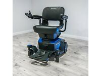 Pride GO Chair power electric wheelchair travel boot model excellent condition can deliver