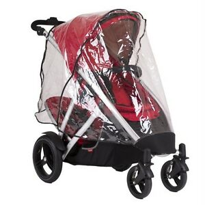 Rain Cover Phil&Ted Stroller (Double)