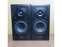 KENWOOD LS-SA6 SPEAKERS BLACK MINT CONDITION now sold NOW SOLD NOW SOLD